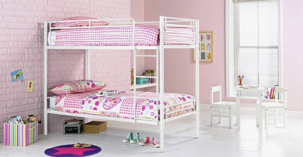 Buy Argos Home Samuel Shorty Bunk Bed Mattress White Kids Beds