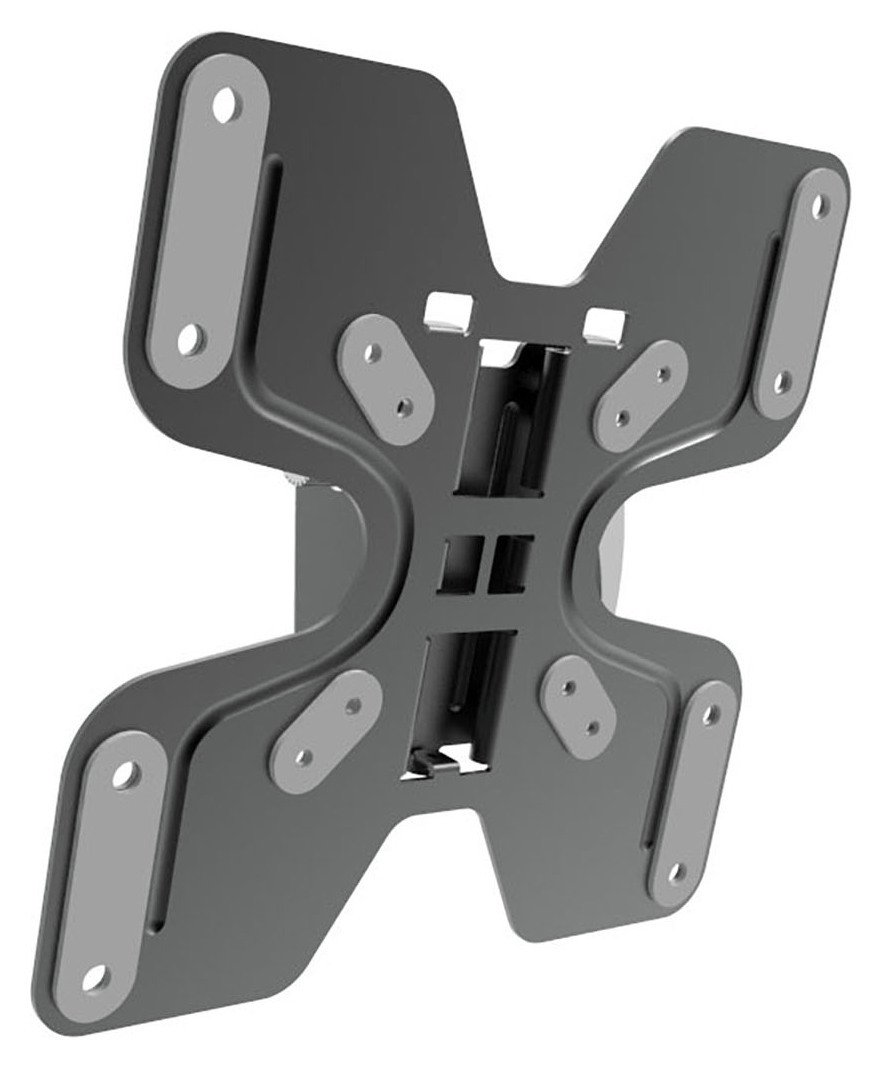 buy superior tilting up to 50 inch tv wall bracket from argos. Black Bedroom Furniture Sets. Home Design Ideas