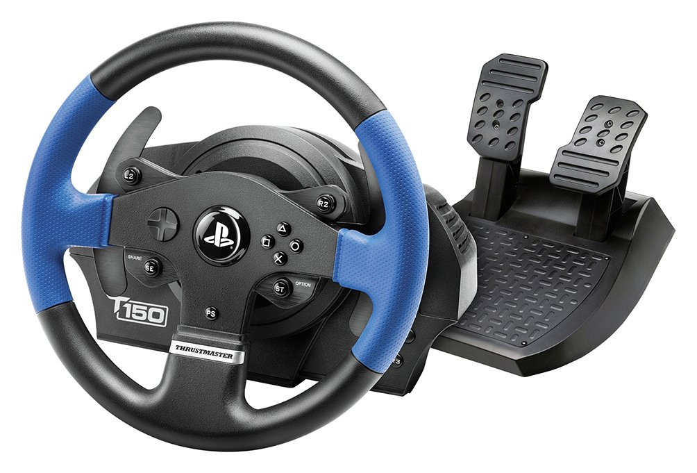 Thrustmaster Thrustmaster T150 Steering Wheel - PS4/PS3/PC.