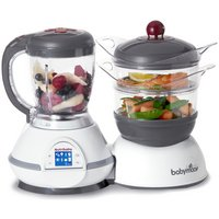 Babymoov - Nutribaby Food Processor - Cherry