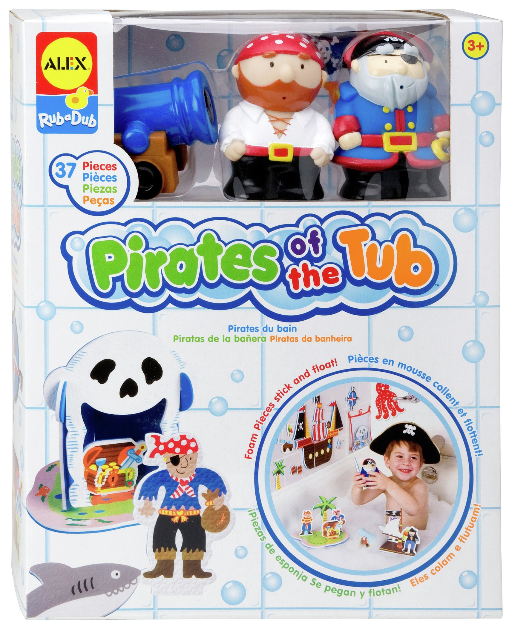 Image of Alex Toys Pirates of the Tub.