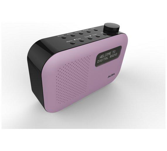 dab digital radio alarm clock argos buy bush dab alarm clock radio black at buy bush dab alarm. Black Bedroom Furniture Sets. Home Design Ideas
