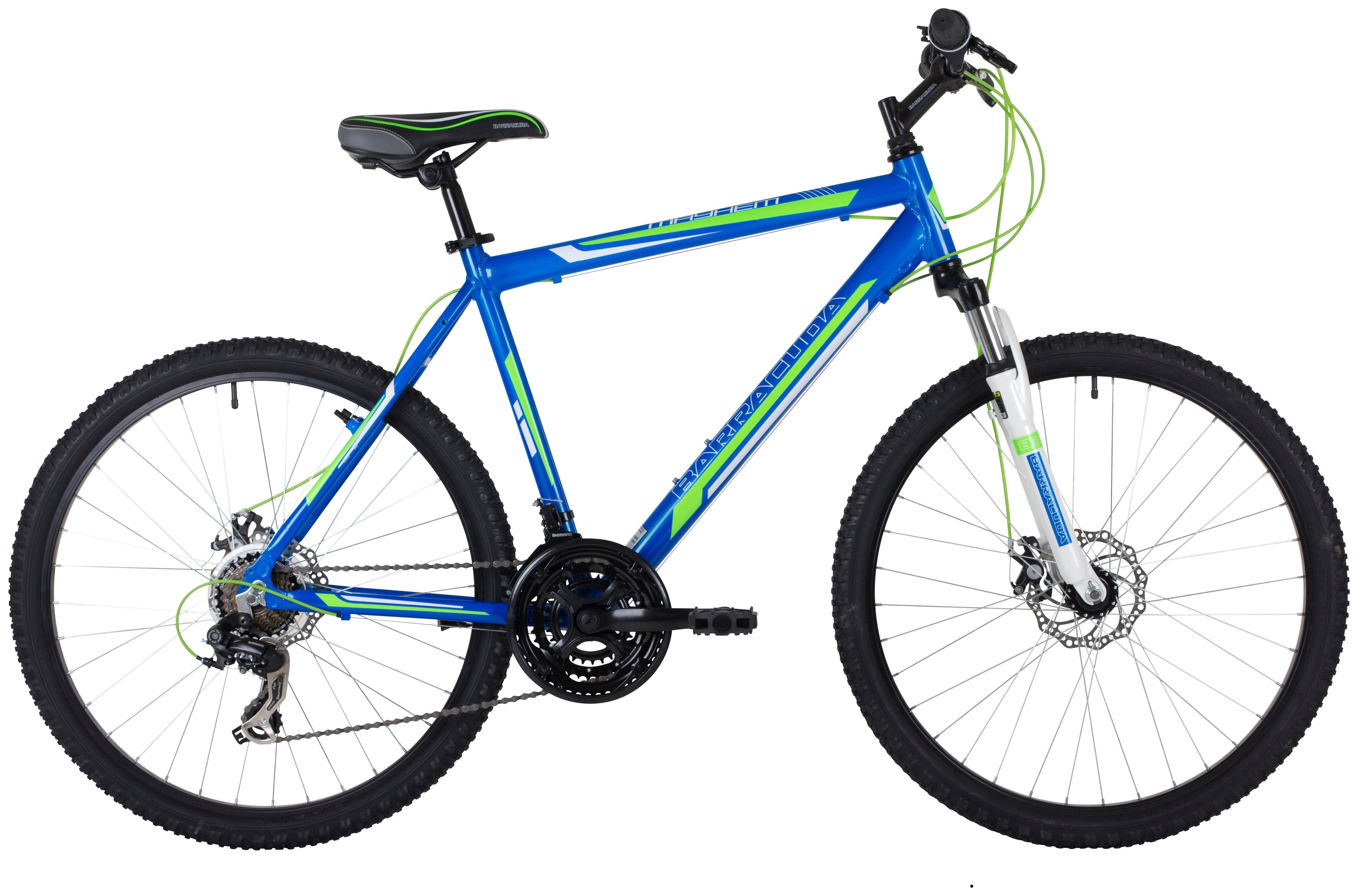 Barracuda Mayhem Front Suspension Mountain Bike