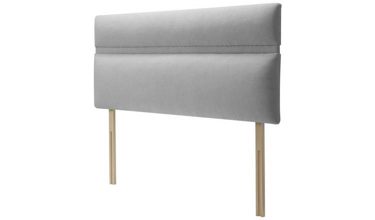 Silentnight Llubi Kingsize Headboard - Light Grey