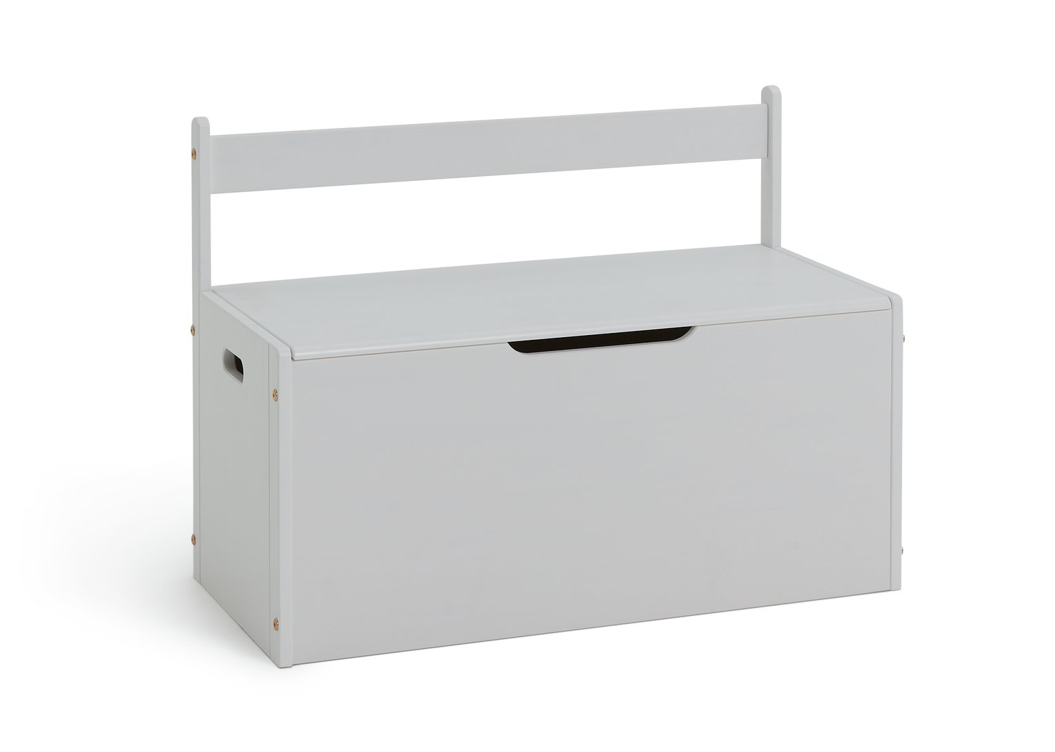 Argos Home Scandinavia White Extra Large Toy Box
