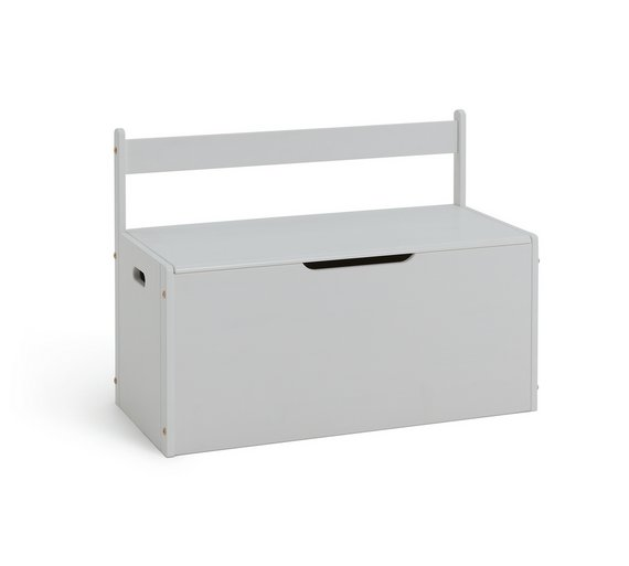 Buy Argos Home Kids Scandinavia Xl Toy Box White Kids Toy Boxes