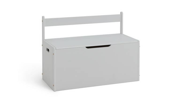Buy Argos Home Scandinavia White Extra Large Toy Box Kids Toy Boxes And Storage Argos