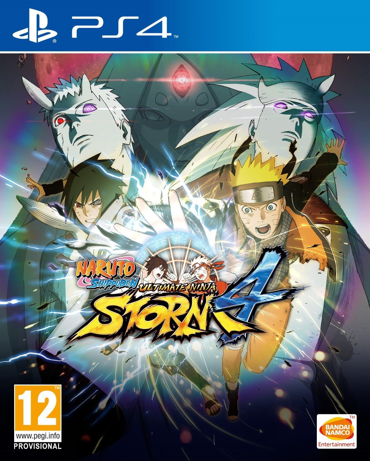 Image of Naruto Shippuden - PS4 Game.