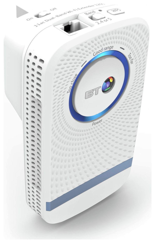 Image of BT - 11AC - Dual Band N1200 Wi-Fi Range - Extender