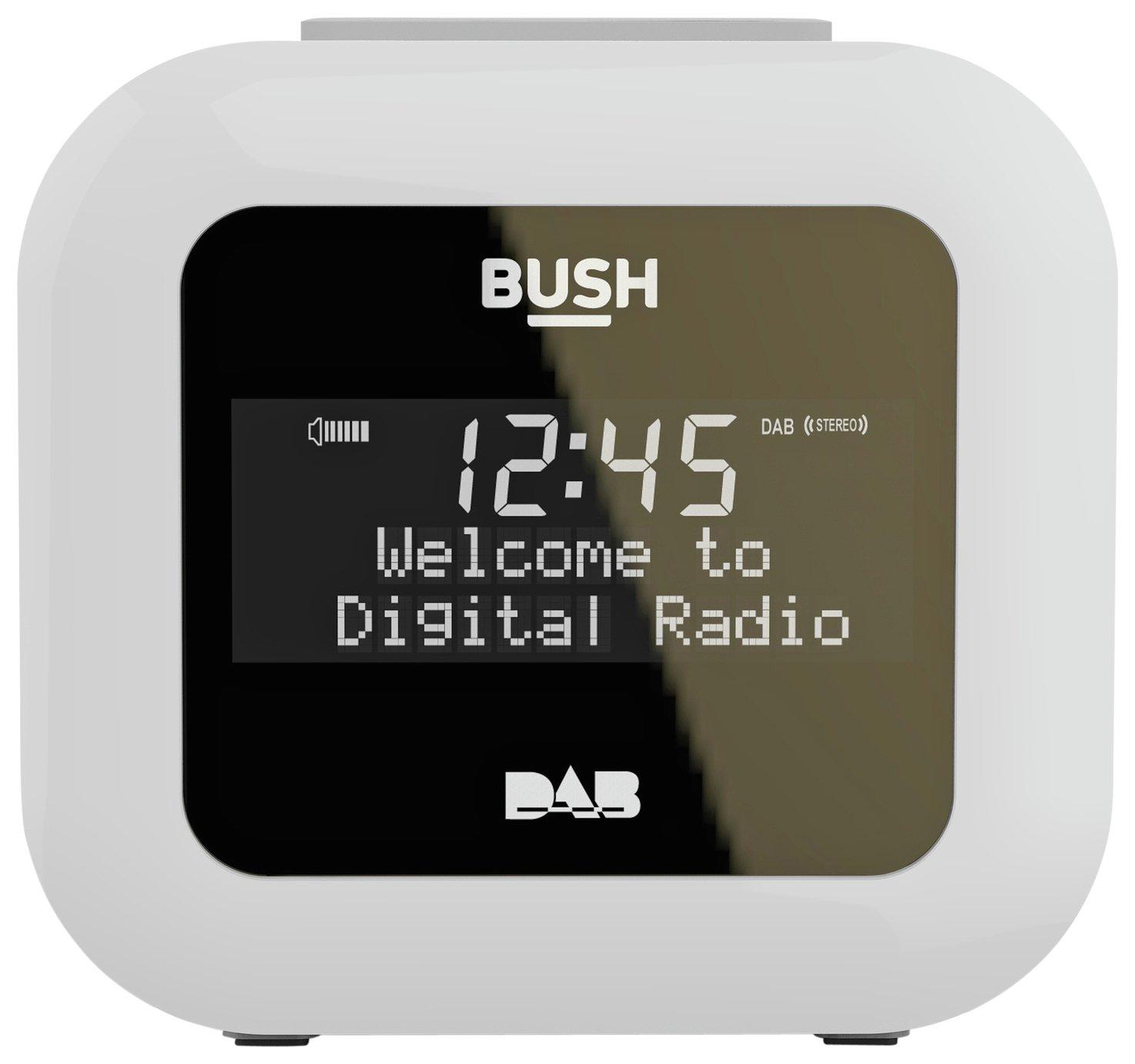 bush dab radio find it for less. Black Bedroom Furniture Sets. Home Design Ideas