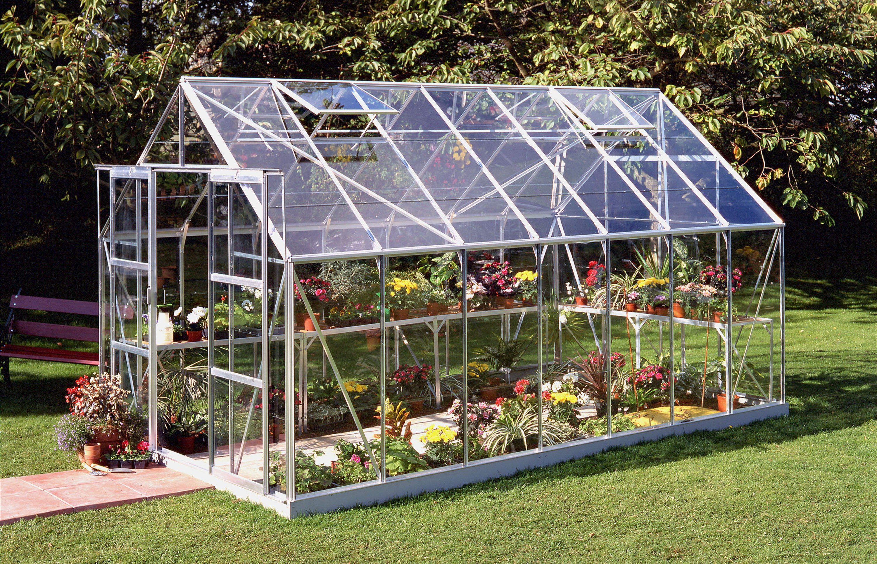 Glass Houses A History of Greenhouses Orangeries and