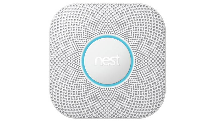Google Nest Protect 2nd Gen Smoke and CO Detector