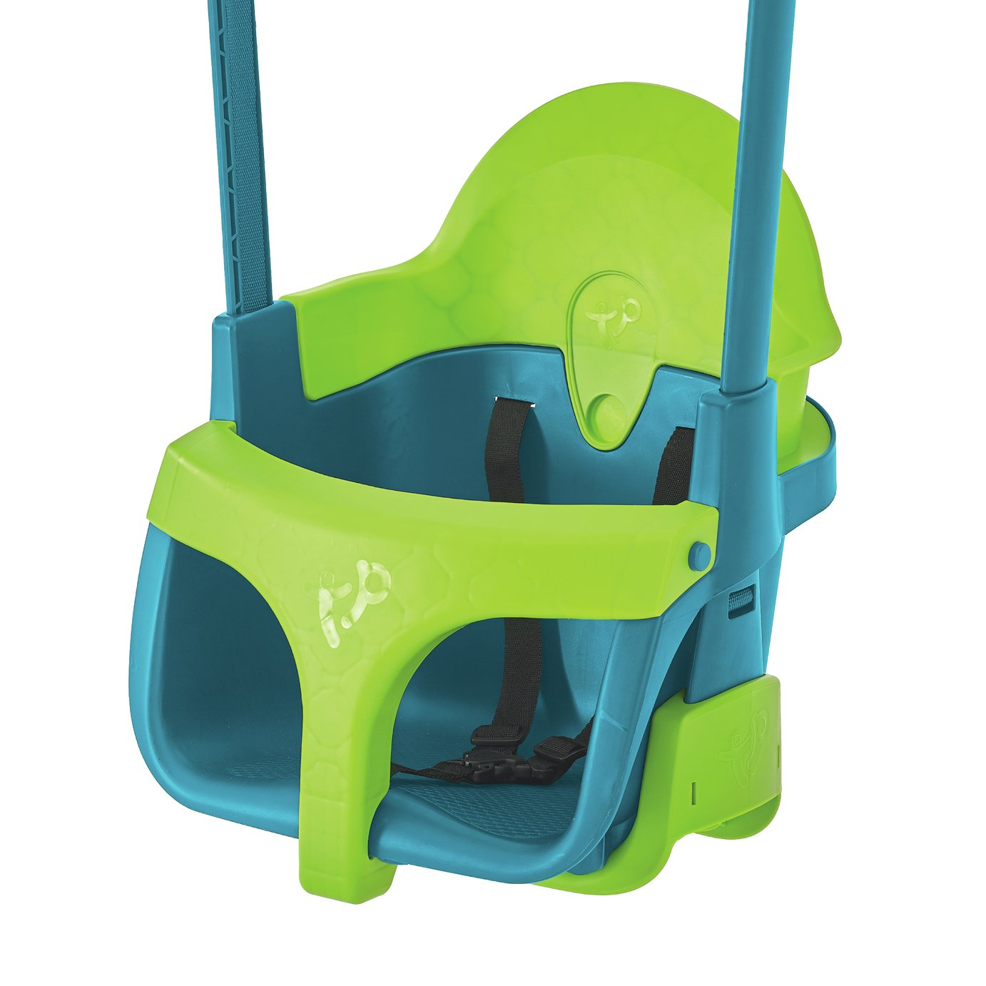 TP Quadpod 4 in 1 Toddler and Kids Swing Seat - Green