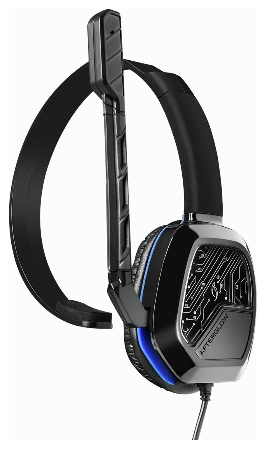 Image of Afterglow LVL 1 Wired Gaming Headset for PS4
