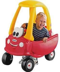 Pre-school outdoor toys