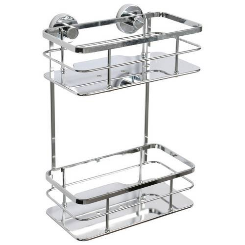 Bathroom baskets, bathroom caddies and shower caddies