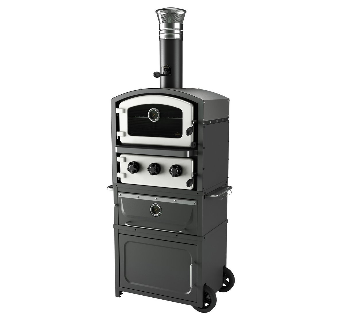 Pizza Ovens and Outdoor Ovens