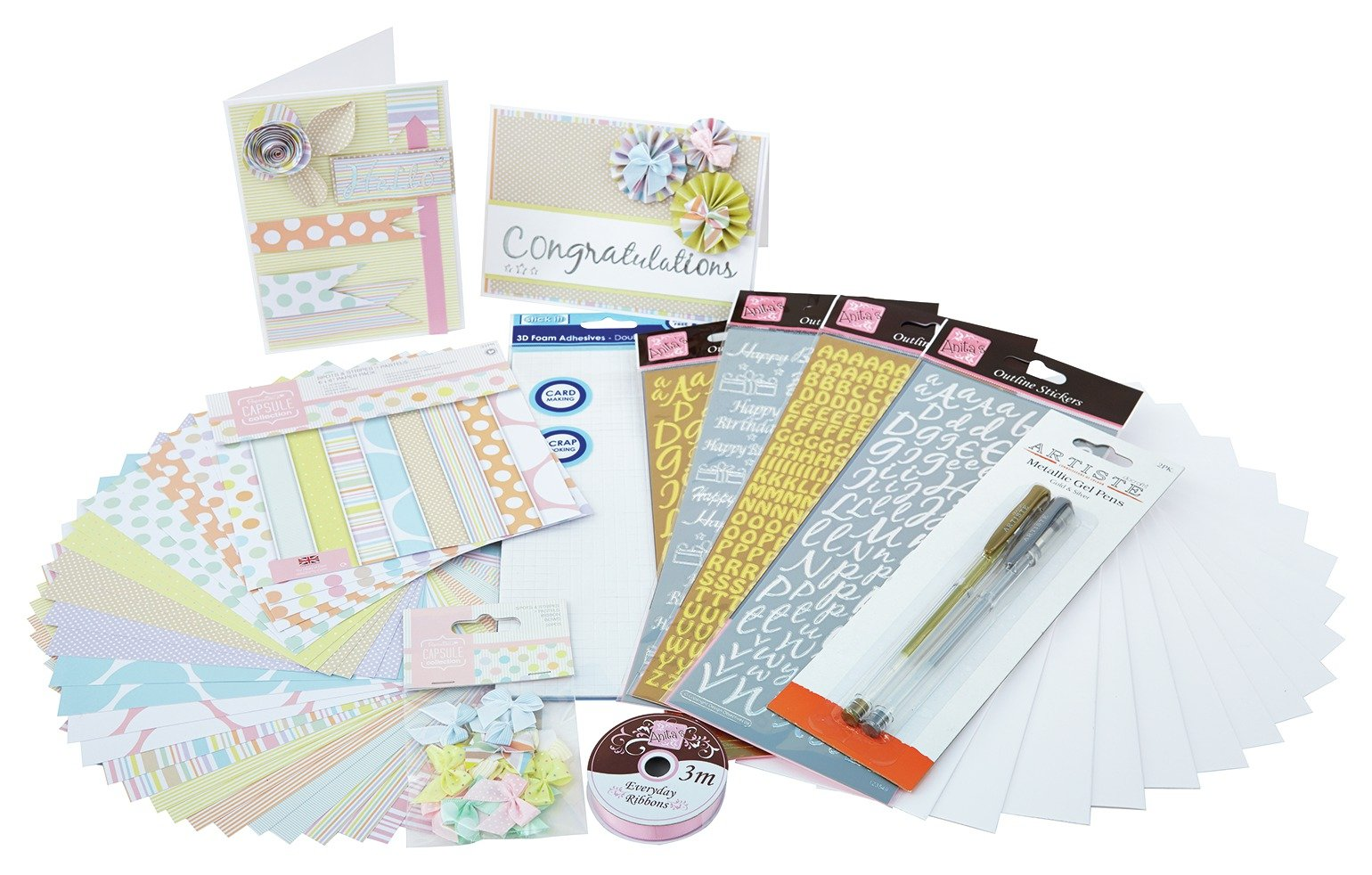Image of Card Making Starter Kit