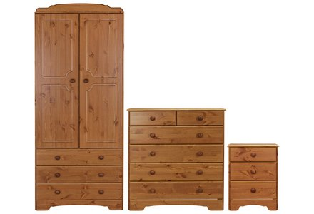 Save up to 25% on selected bedroom furniture.