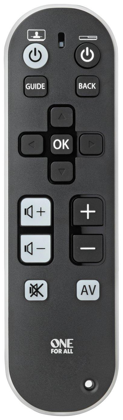 TV Zapper Simple Remote Control.