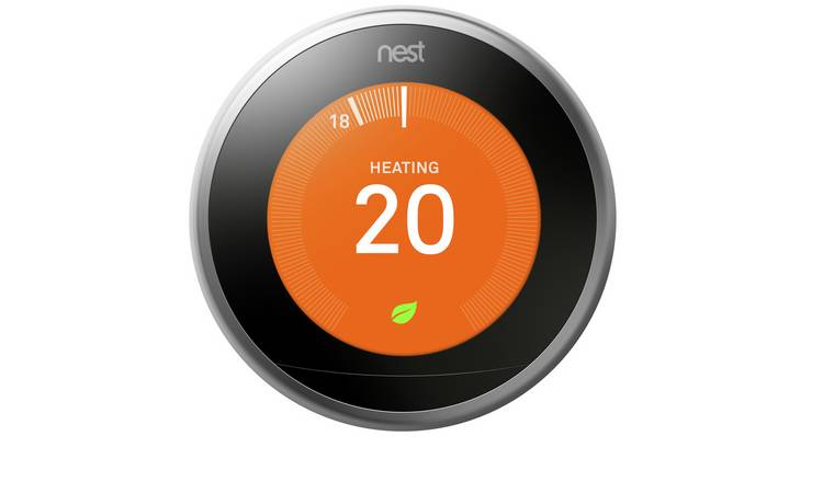 Buy Google Nest Learning 3rd Generation Thermostat | Smart heating | Argos