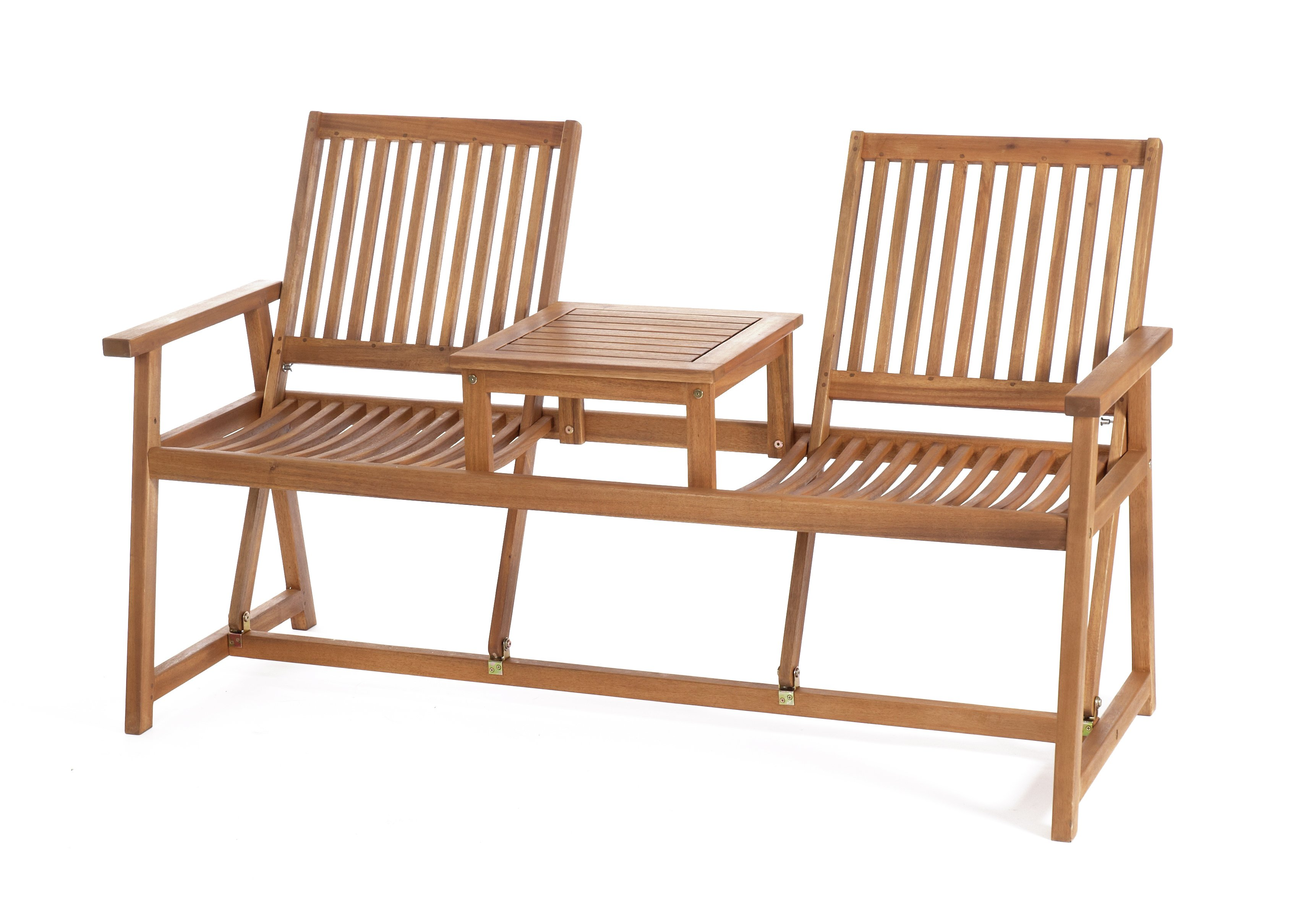 Greenhurst Switchable Backrest Companion Bench lowest price