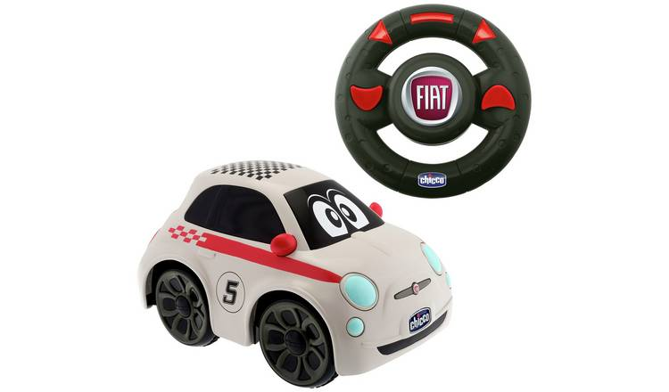 Chicco Fiat 500 Sport Radio Controlled Car