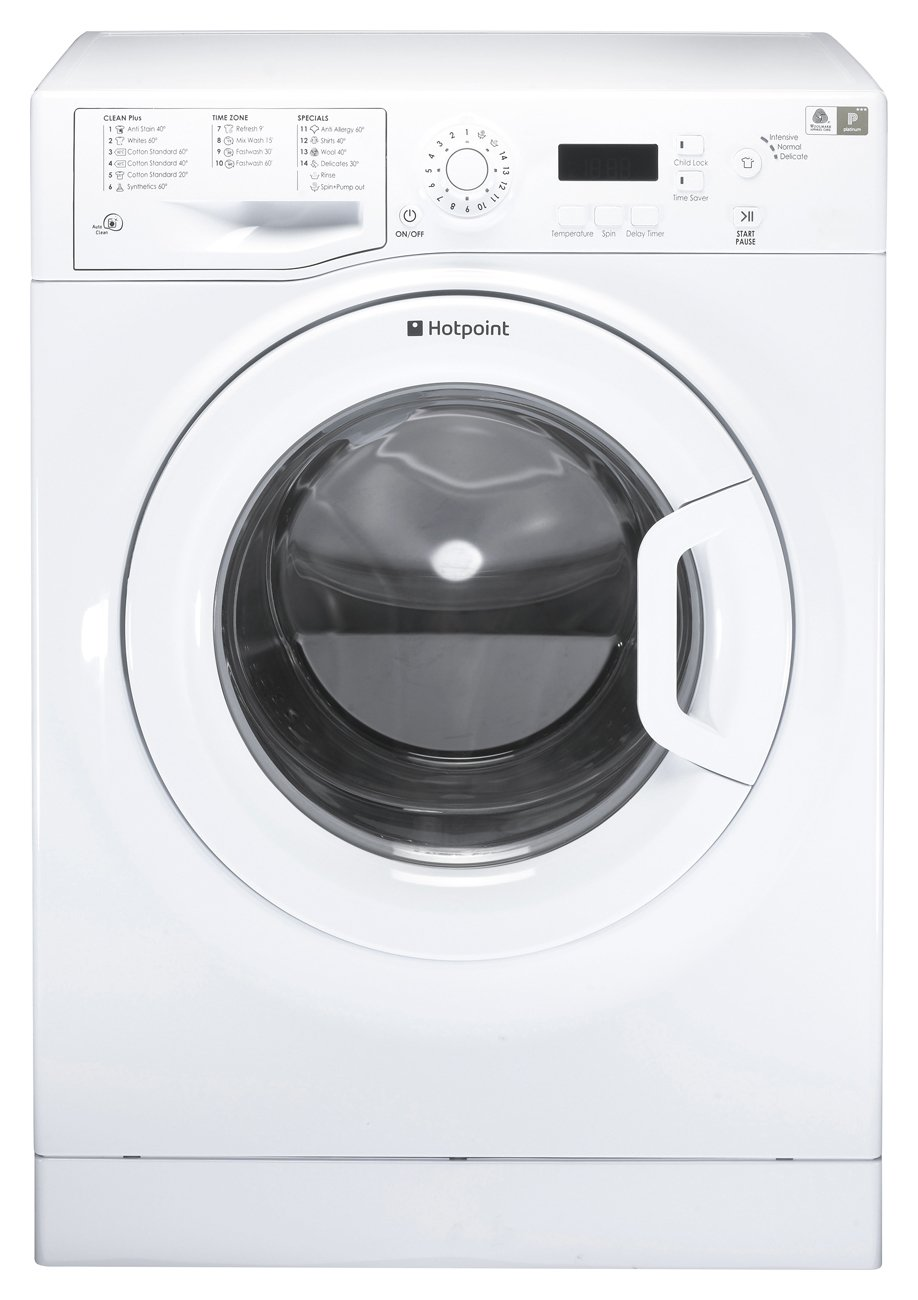 Hotpoint WMXTF942P 9KG 1400 Spin Washing Machine - White