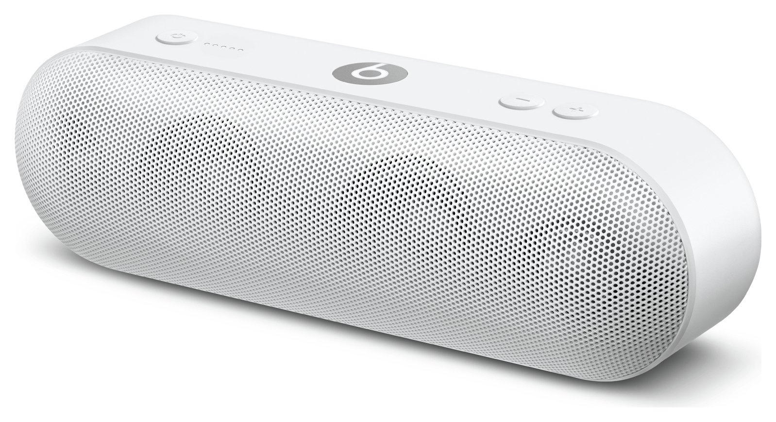 Beats Beats Pill+ Portable Stereo Speaker with Bluetooth - White.