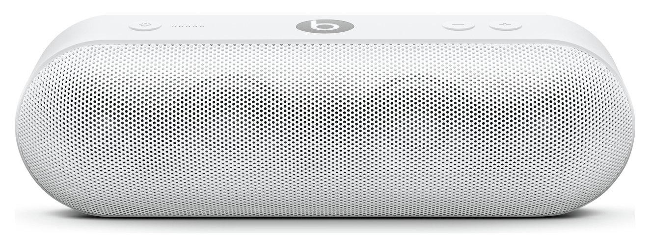 Image of Beats Pill+ Portable Stereo Speaker with Bluetooth - White
