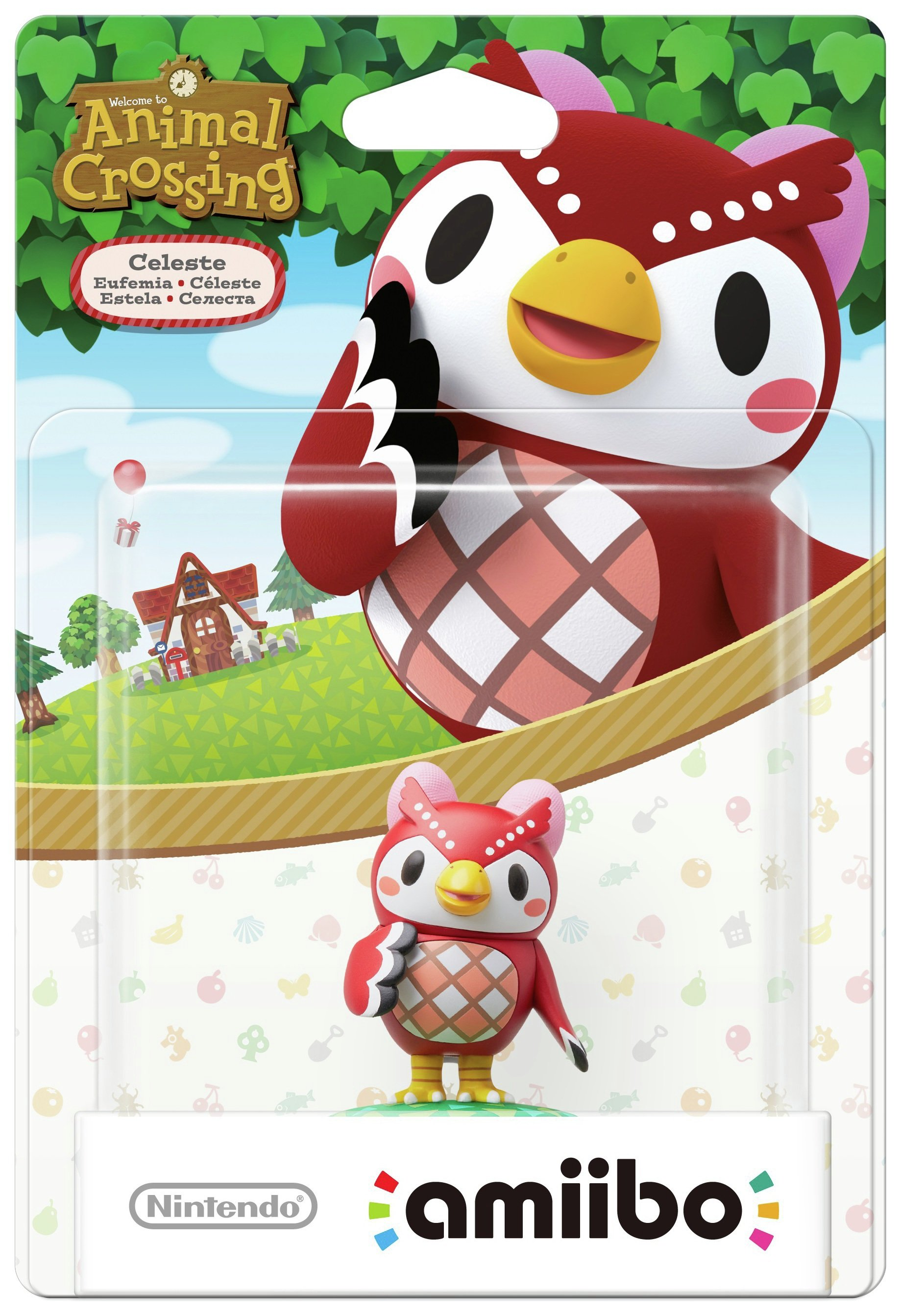 amiibo Animal Crossing Figure - Celeste