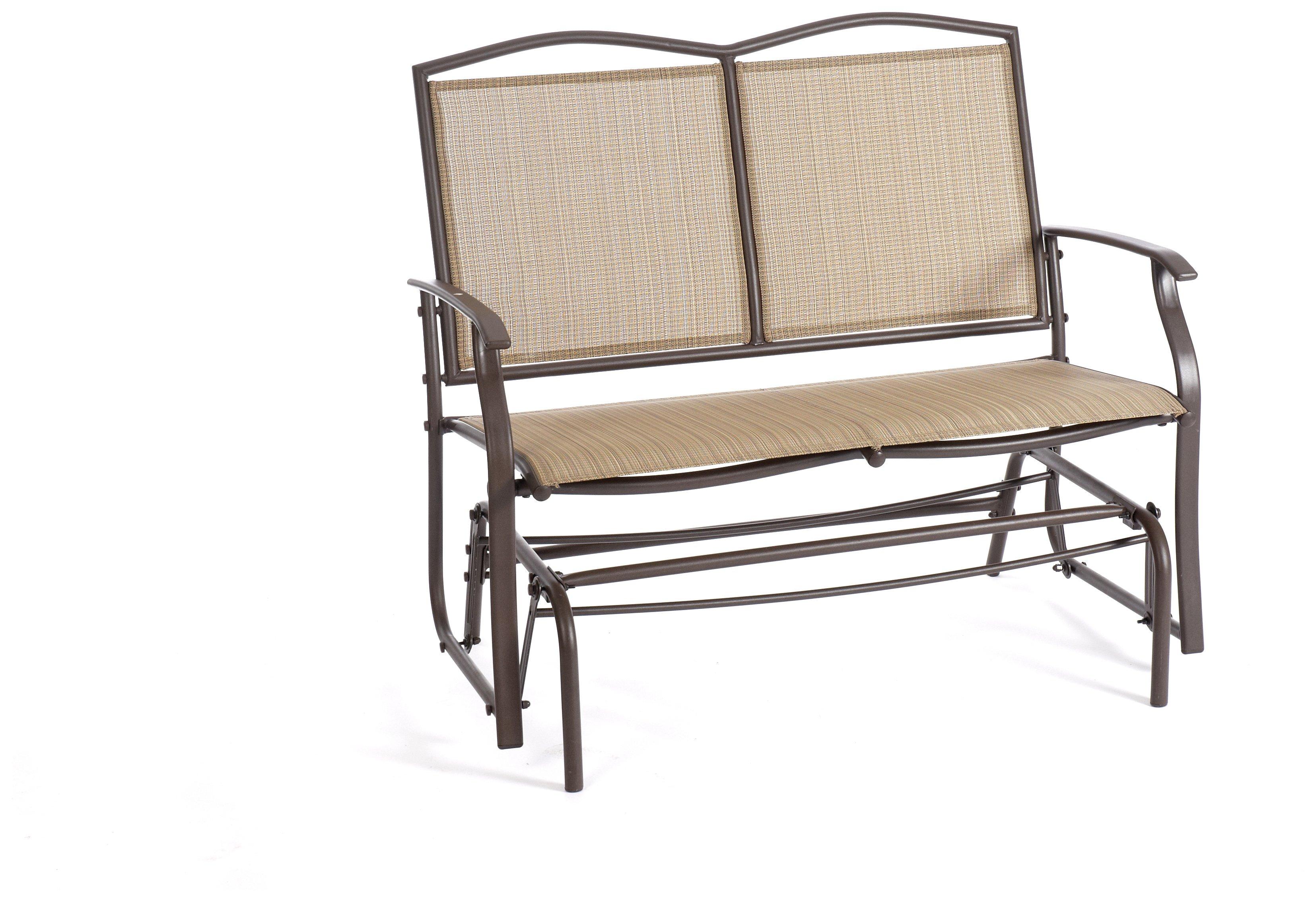 Argos Garden Bench: Buy Greenhurst 2 Seater Glider Bench At Argos.co.uk