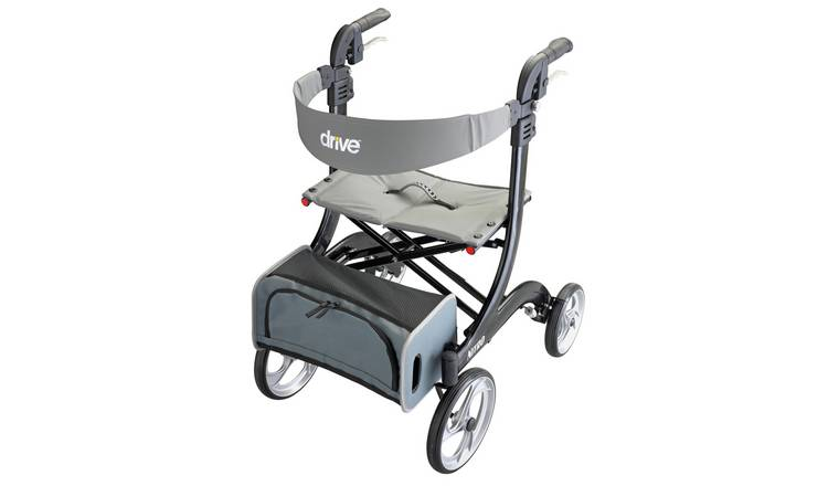 Nitro Rollator - Lightweight and Foldable