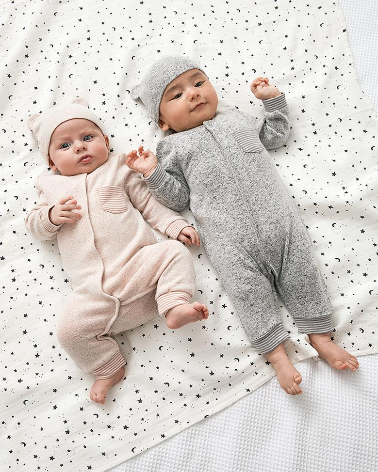 New arrivals. Shop all baby clothing.