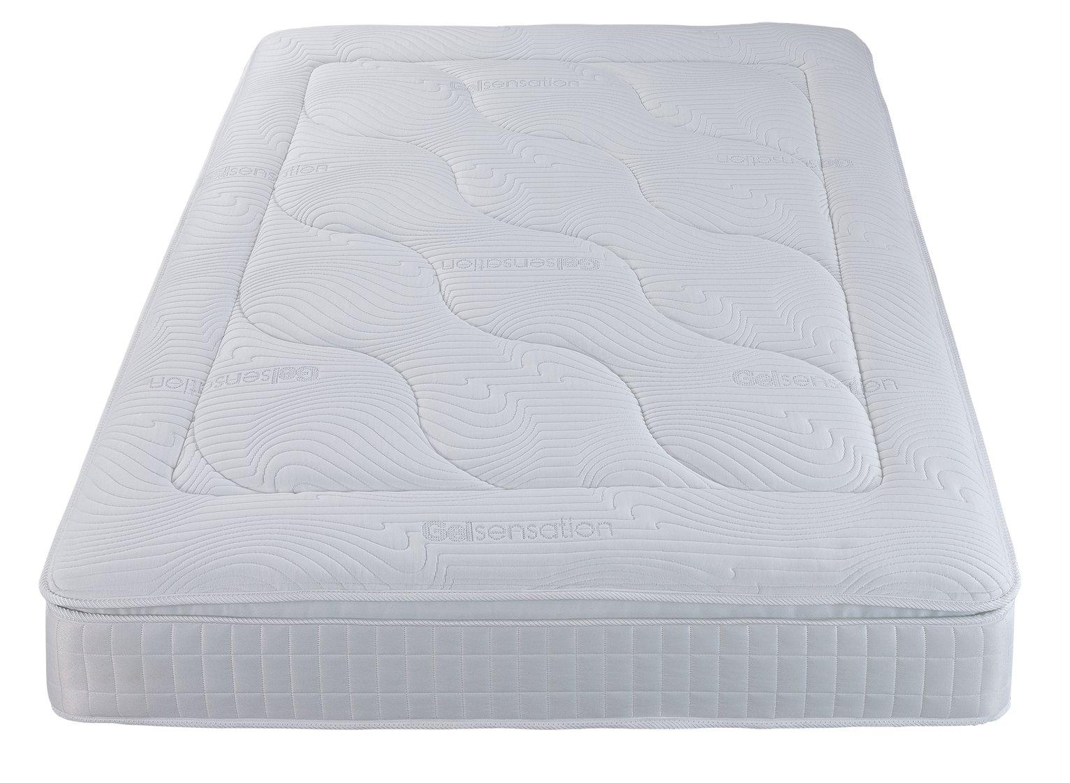 Sleepeezee Gel 1600 Pillowtop Mattress - Double