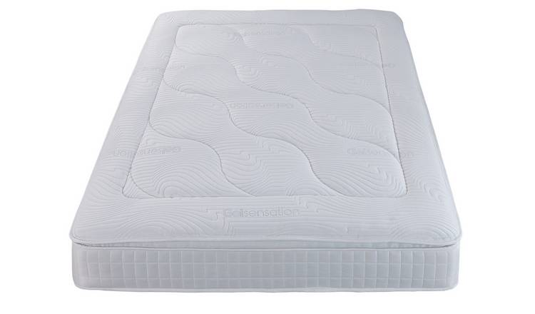 Sleepeezee Gel 1600 Pillowtop Mattress - Double