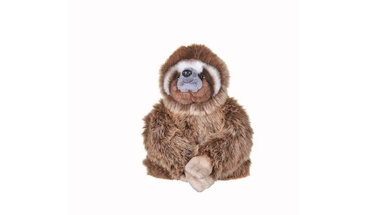 BBC Planet Earth 25cm (10in) Sloth Soft Toy