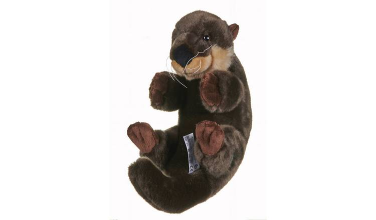 BBC Planet Earth 25cm (10in) Sea Otter Soft Toy
