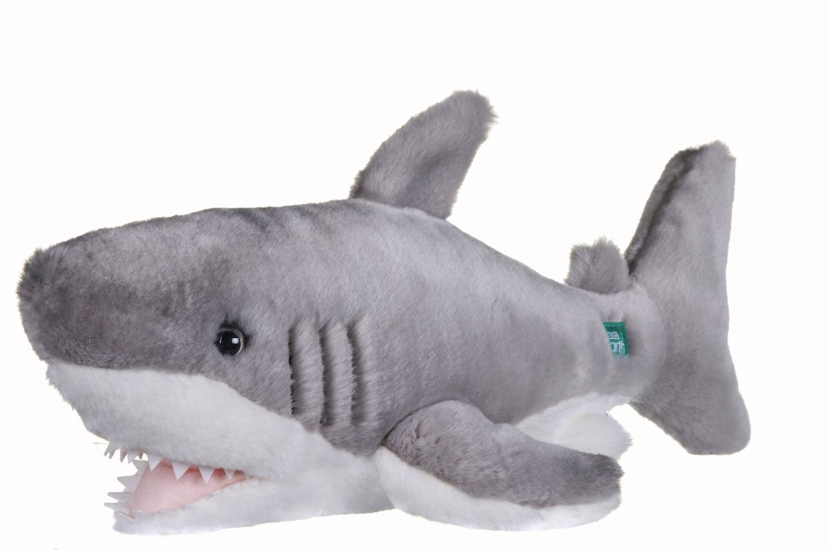 BBC Planet Earth 25cm (10in) Shark Soft Toy