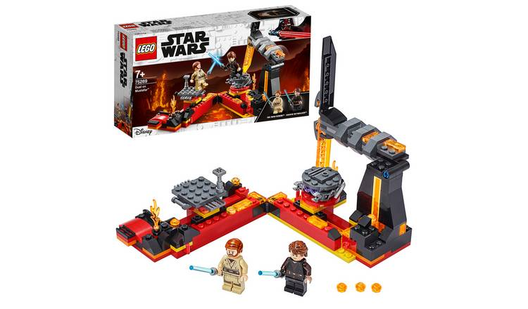 LEGO Star Wars Duel on Mustafar Playset - 75269
