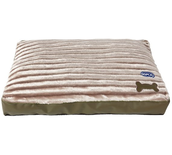 Click to zoom - Buy RSPCA Dog Mattress - Extra Large At Argos.co.uk - Your Online