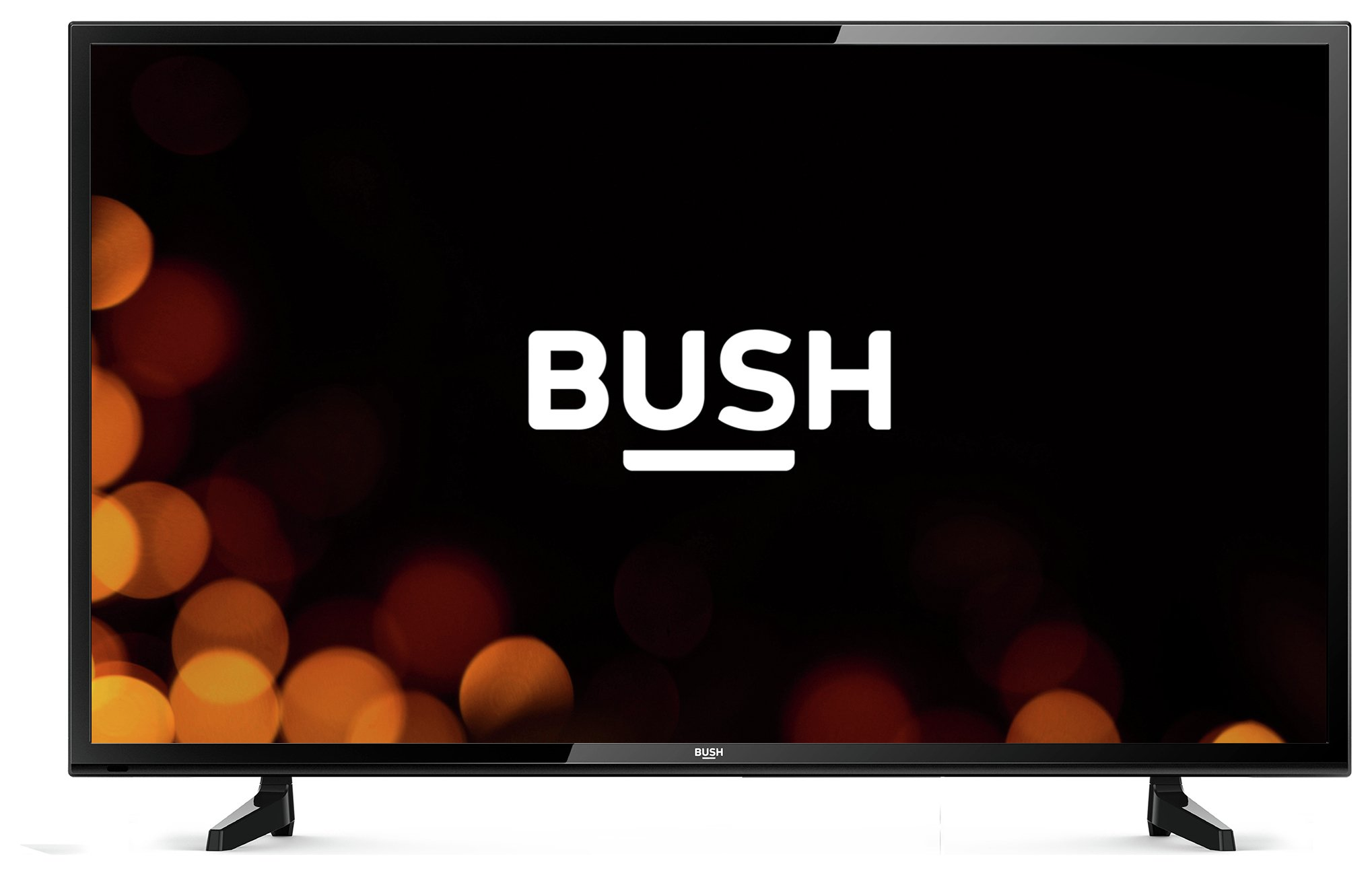 Image of Bush 55 Inch Full HD Freeview HD LED TV.