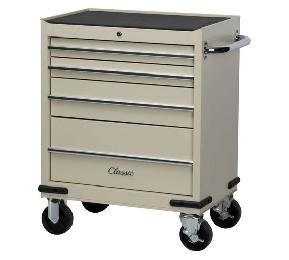 buy hilka classic 4 drawer trolley at your. Black Bedroom Furniture Sets. Home Design Ideas