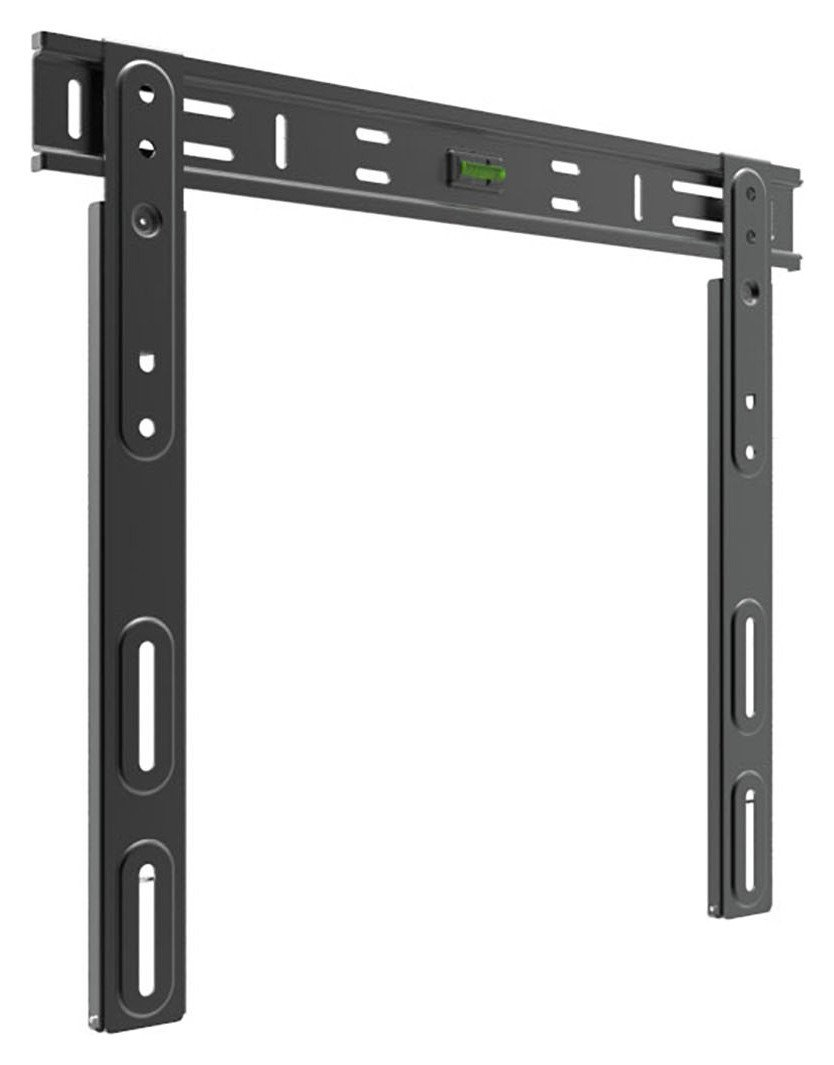 superior flat to wall 32 70 inch tv wall bracket review. Black Bedroom Furniture Sets. Home Design Ideas