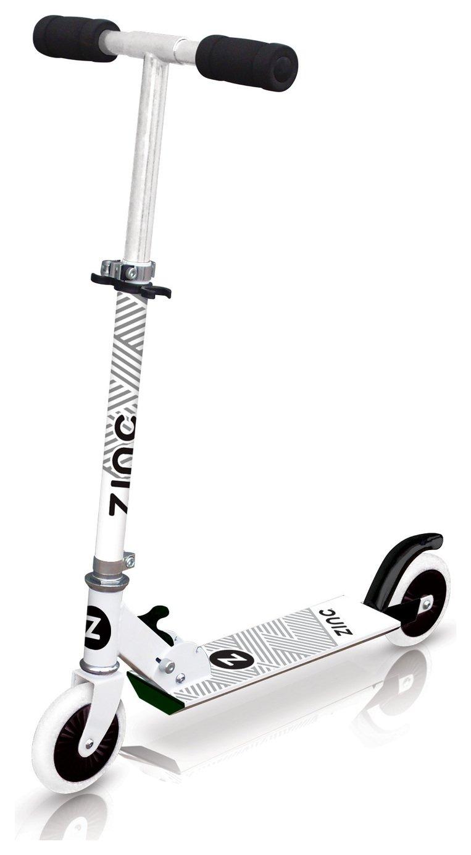 Buy Zinc Blue Folding Inline Scooter Scooters Argos