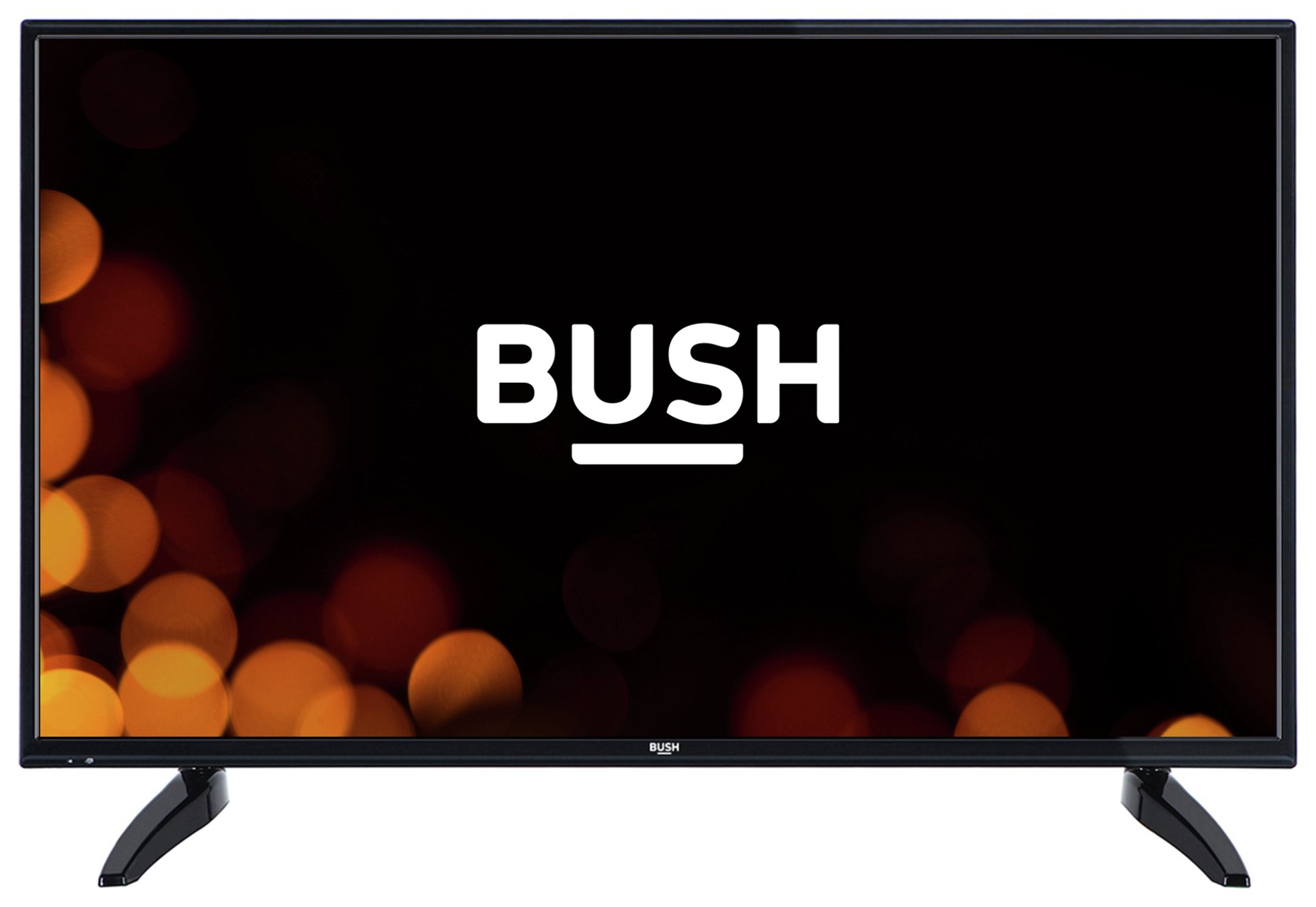 Image of Bush 49 inch Full HD Freeview LED TV.