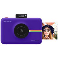 Polaroid Snap Touch Instant Print Camera LCD Screen - Purple