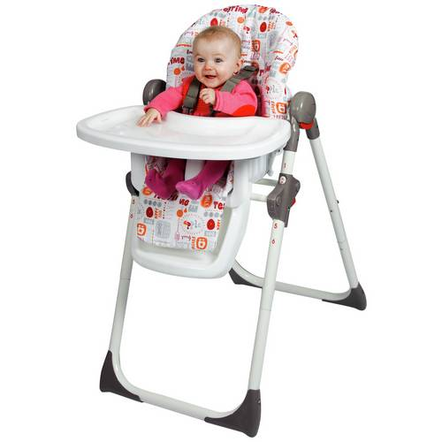 Miraculous Buy Red Kite Feed Me Deli Highchair Yummy Highchairs Argos Dailytribune Chair Design For Home Dailytribuneorg