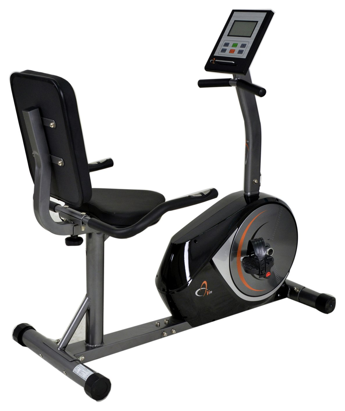 V-fit - CY096 Magnetic Recumbent Exercise Bike lowest price