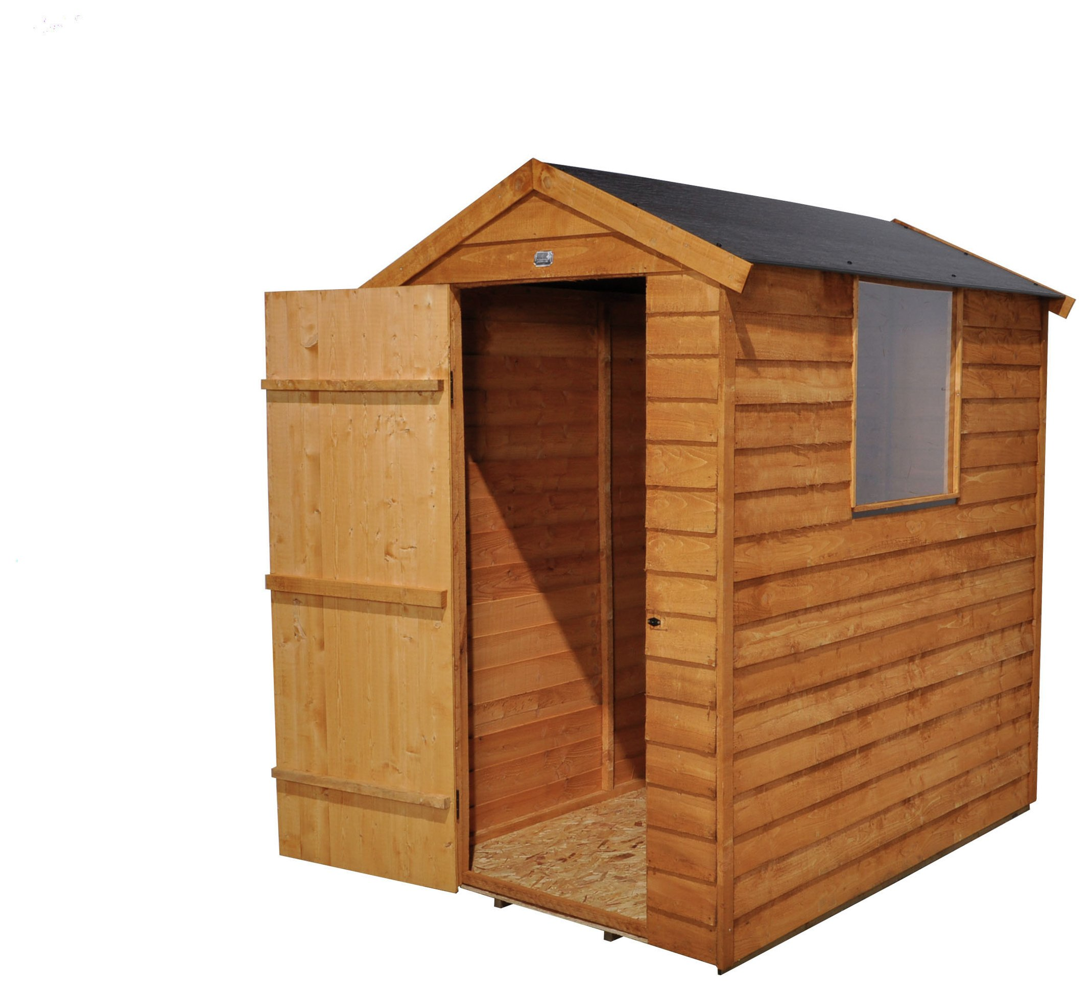 forest-overlap-wooden-shed-with-assembly-6-x-4ft